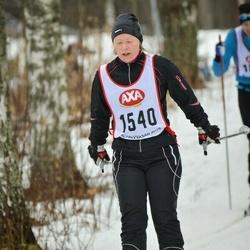 Skiing 45 km - Catarina Boäng (1540)