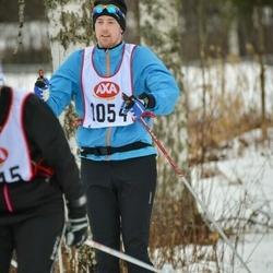 Skiing 45 km - Erik Persson (1054)