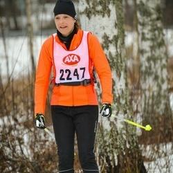 Skiing 45 km - Agneta Ernstson (2247)