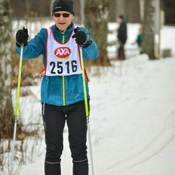 Skiing 45 km - Anders Markusson (2516)