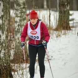 Skiing 45 km - Jessica Dahlgren (1029)