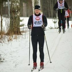 Skiing 45 km - Anders Farinder (4197)