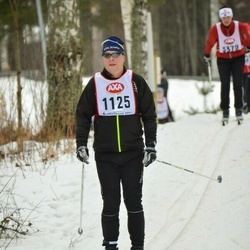 Skiing 45 km - Kennet Fransson (1125)