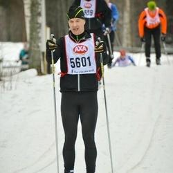 Skiing 45 km - Staffan Lindberg (5601)
