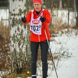Skiing 45 km - Lena Cedhagen (1023)