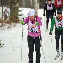 Skiing 45 km - Emma Runeborg (1536)