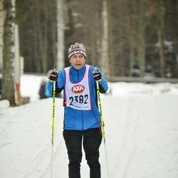 Skiing 45 km - Magnus Häggmar (2382)