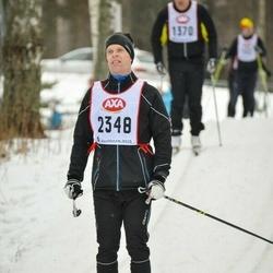 Skiing 45 km - Daniel Nilsson (2348)