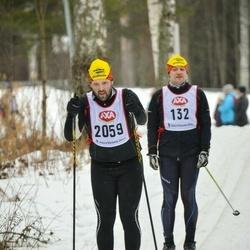 Skiing 45 km - Roger Sjöström (2059)
