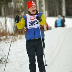 Skiing 45 km - Jan Moritz (2065)