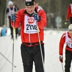 Skiing 45 km - Bengt Gustafsson (2120)