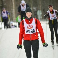 Skiing 45 km - Charlotte Landgård (2580)