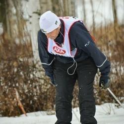 Skiing 45 km - Anders Sundström (2007)