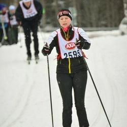 Skiing 45 km - Eva Landgård (2595)