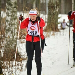 Skiing 45 km - Petra Tjärnlund (1428)