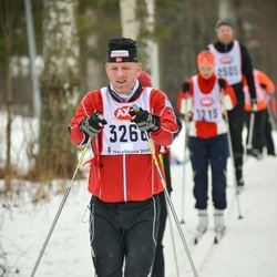 Skiing 45 km - Arne Saupstad (3266)