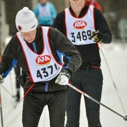 Skiing 45 km - Hans Gröndahl (4370)