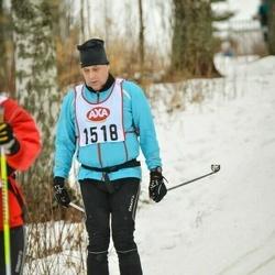 Skiing 45 km - Johan Ragnarsson (1518)