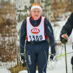 Skiing 45 km - Kristina Hägneborn (3369)