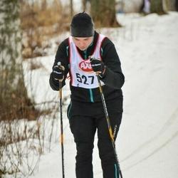 Skiing 45 km - Henrik Garbergs (5271)