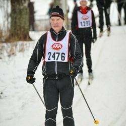Skiing 45 km - Carl-Johan Lundberg (2476)