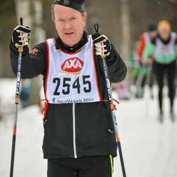 Skiing 45 km - Lars Alfredsson (2545)