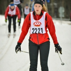Skiing 45 km - Michaela Persson (2221)
