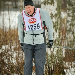 Skiing 45 km - Anders Fransson (1259)
