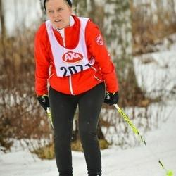 Skiing 45 km - Elisabeth Hellemose (2071)