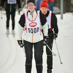 Skiing 45 km - Line Ottersen (5300)