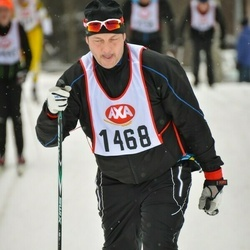 Skiing 45 km - Niclas Skärsäter (1468)