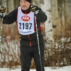 Skiing 45 km - Lars Fasth (2197)