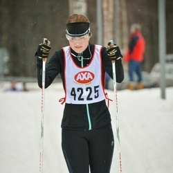 Skiing 45 km - Lina Frykberg (4225)