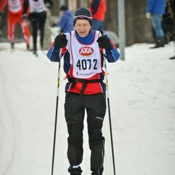 Skiing 45 km - Tommy Lundqvist (4072)