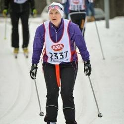 Skiing 45 km - Jennie Skärsäter (2337)