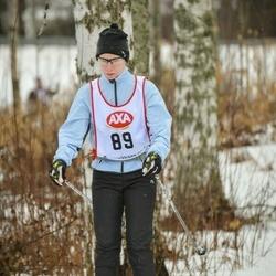 Skiing 45 km - Josefin Söderkvist (89)