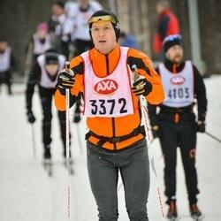 Skiing 45 km - Martin Törnblom (3372)