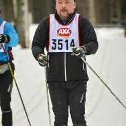 Skiing 45 km - Weine Forsberg (3514)