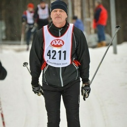Skiing 45 km - Christer Persson (4211)