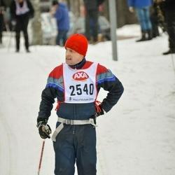 Skiing 45 km - Johan Karlsson (2540)