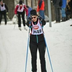 Skiing 45 km - Carina Johansson (3588)