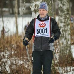 Skiing 45 km - Matts Johnzen (3001)