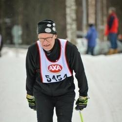 Skiing 45 km - Bengt Wiberg (5454)