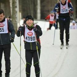 Skiing 45 km - Lars-Erik Larsson (4190)