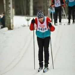Skiing 45 km - Johan Öberg (5450)