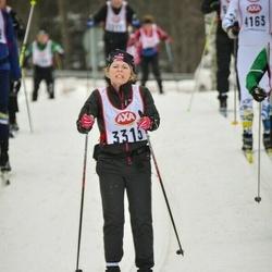 Skiing 45 km - Annica Sjölund (3315)