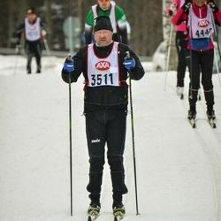 Skiing 45 km - Lasse Nieminen (3511)