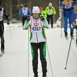 Skiing 45 km - Johan Peters (4267)