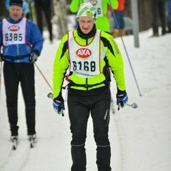 Skiing 45 km - Jan Magnusson (6168)