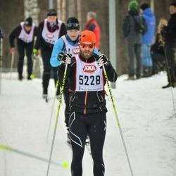 Skiing 45 km - Daniel Larsson (5228)